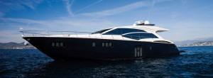 παράδοση στο yacht