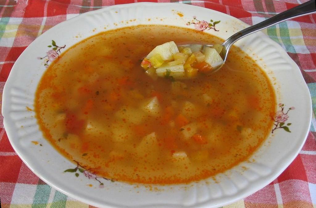 Ώρα για σούπα!