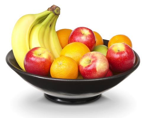 Μην τοποθετείτε τις μπανάνες μαζί με άλλα φρούτα!