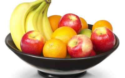 Treat viruses by eating fruit!