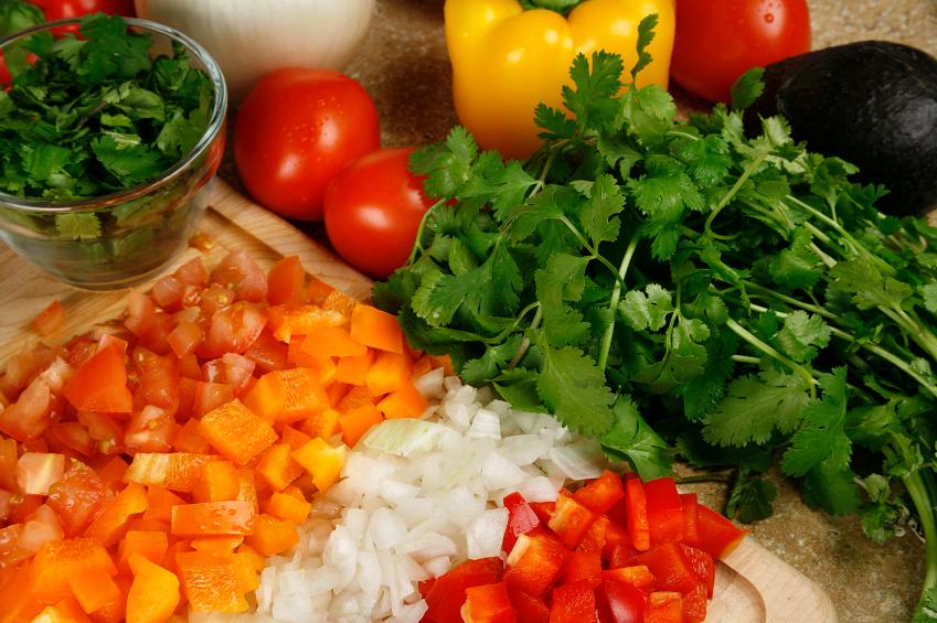 Η σωστή ώρα για το κόψιμο των λαχανικών