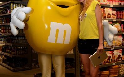 M&Ms at Flora Super Markets