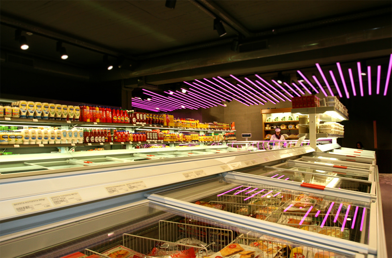 Flora Super Market - Άνω Μερά, Μύκονος