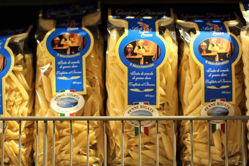 Ζυμαρικά Arte & Pasta στα Flora