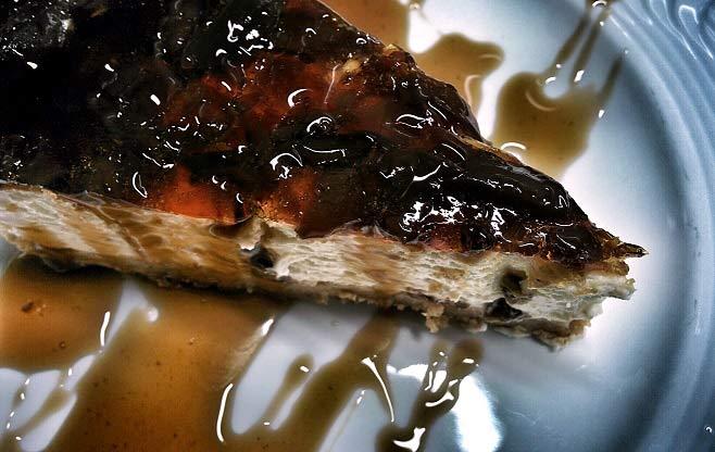 Cheesecake με Γλυκό Κουταλιού