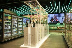 Flora Mykonos Supermarket
