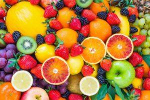 Φρούτα: ένα χορταστικό σνακ!
