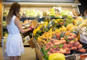 Flora supermarket - Μανάβικο