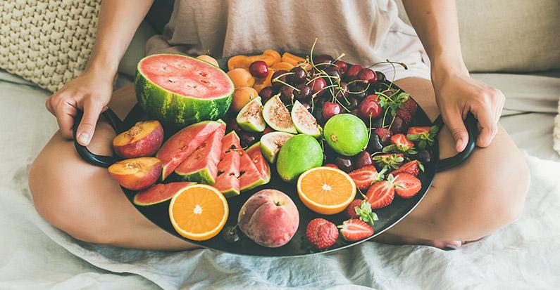 Φρούτα: ένα υγιεινό και χορταστικό σνακ!