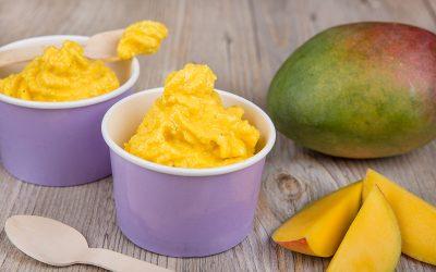Απολαυστικό frozen yogurt σε 5 λεπτά