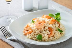 shrimp-risotto