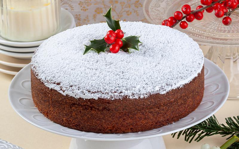 Vasilopita (Greek New Year's cake)