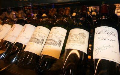 46 ξεχωριστά κρασιά που θα βρεις στην κάβα μας