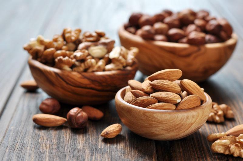 Ξηροί καρποί: το τέλειο σνακ για τη νηστεία… και όχι μόνο!